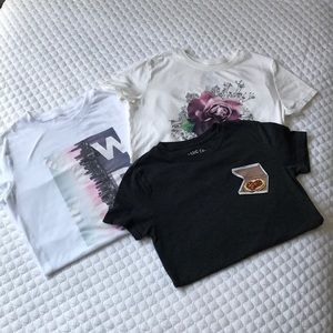 Aeropostale Tees (Group of 3)